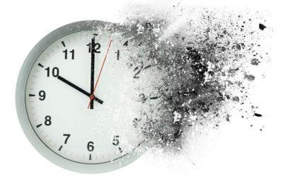 A necessidade, o tempo e eu