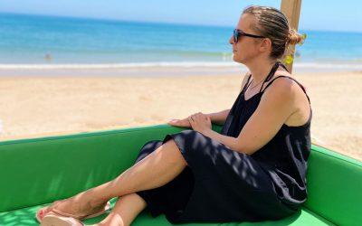 Viver e usufruir o tempo de férias